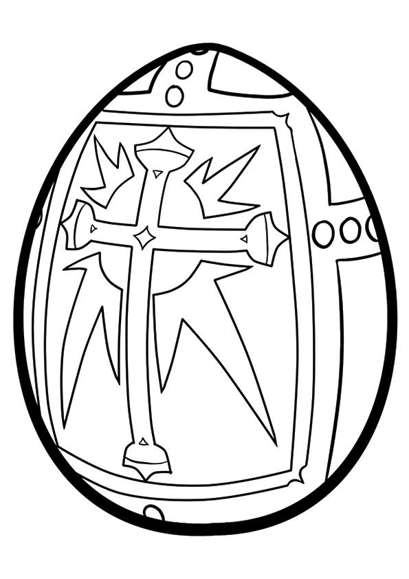 The-Religious Easter Egg