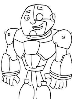 Happy Cyborg