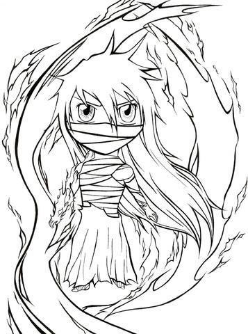 Chibi Mugetsu