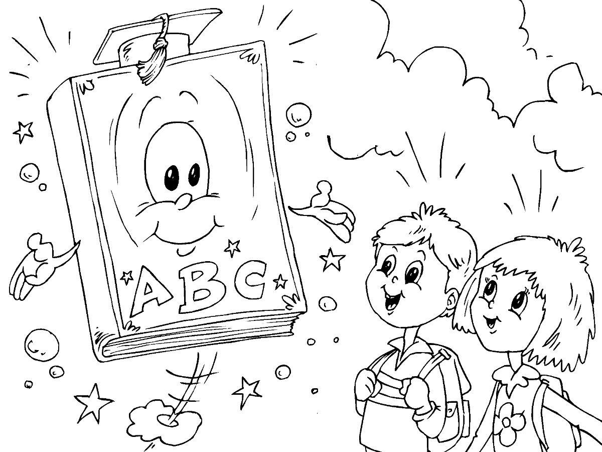 Teaching Cartoon Book