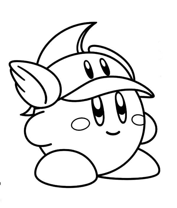 Cute Kirby