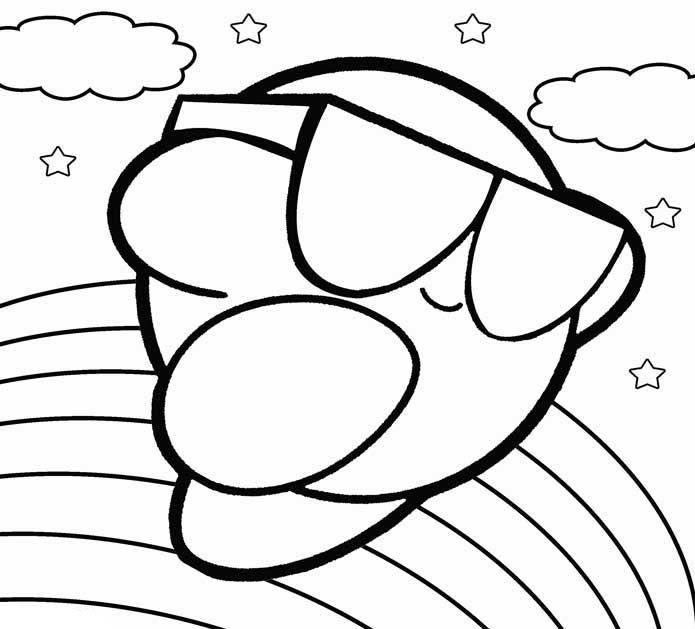 Cool Kirby