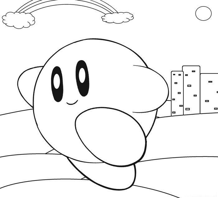 Happy Kirby