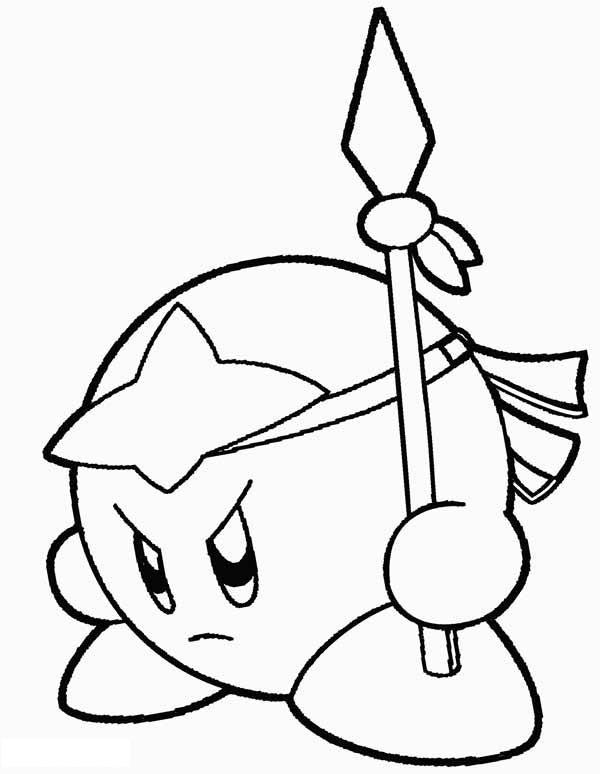 Kirby Fighting