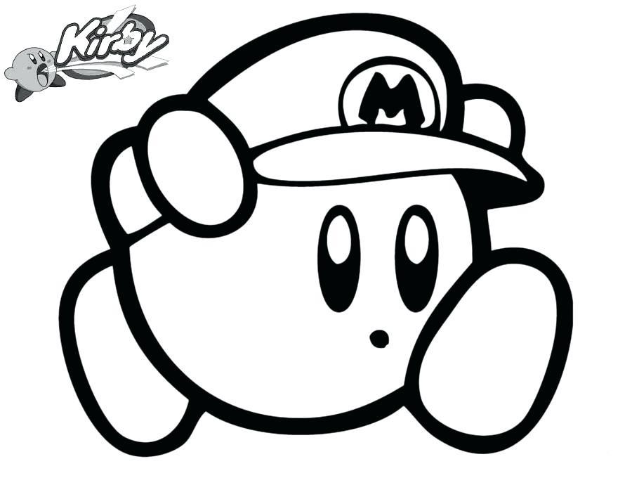 Kirby Mario