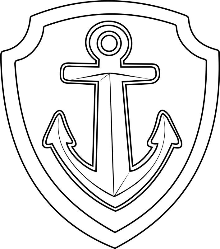 Zuma's Badge