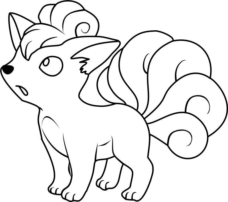 Vulpix Pokemon