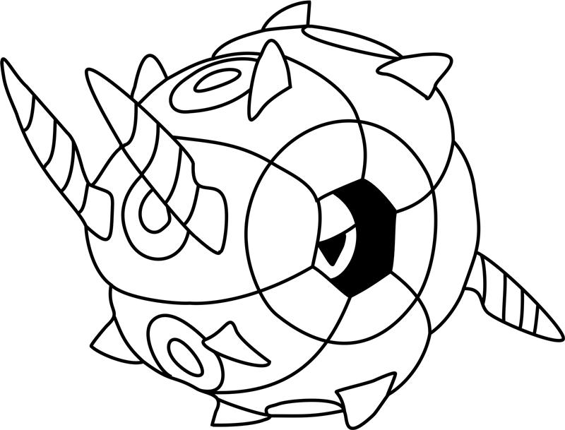 Whirlipede Pokemon
