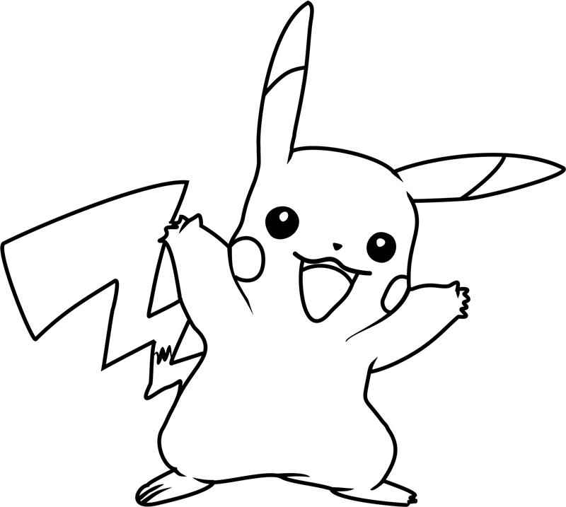 Funny Pikachu