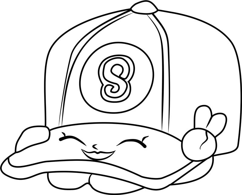 Casper Cap Shopkin