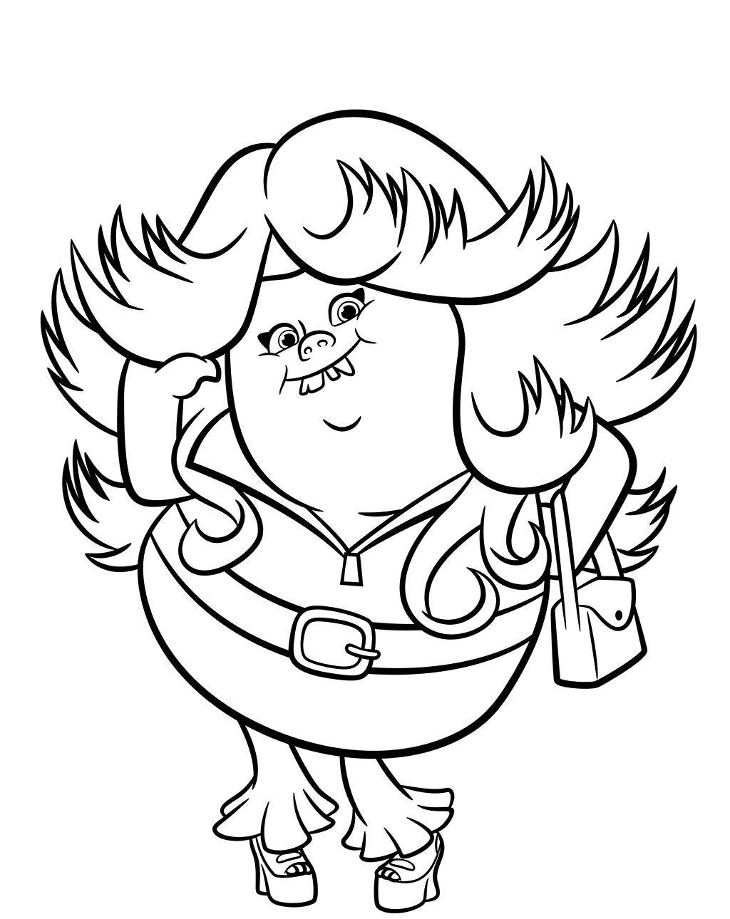 Lady Glitter Sparkles