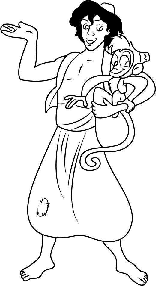 Aladdin With Tabu