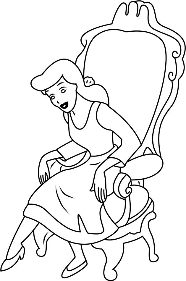 Cinderella Sitting