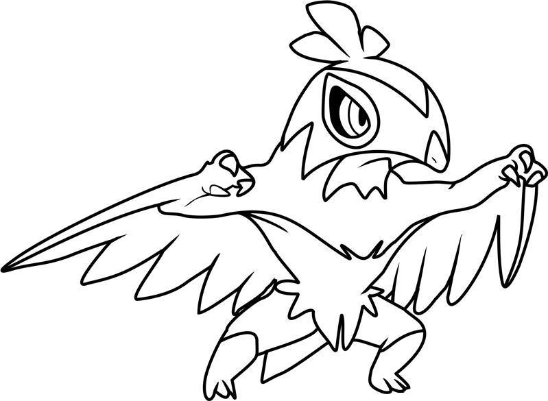 Hawlucha Pokemon