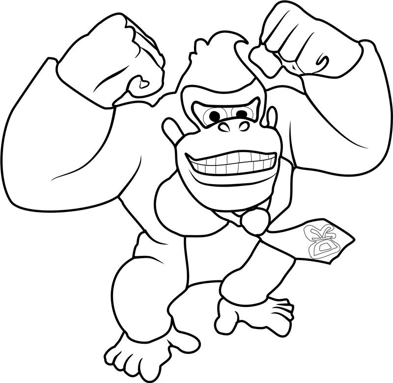 Happy Donkey Kong