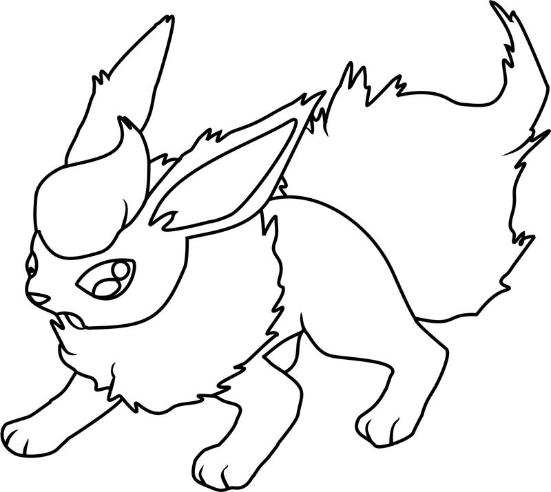 Flareon Pokemon