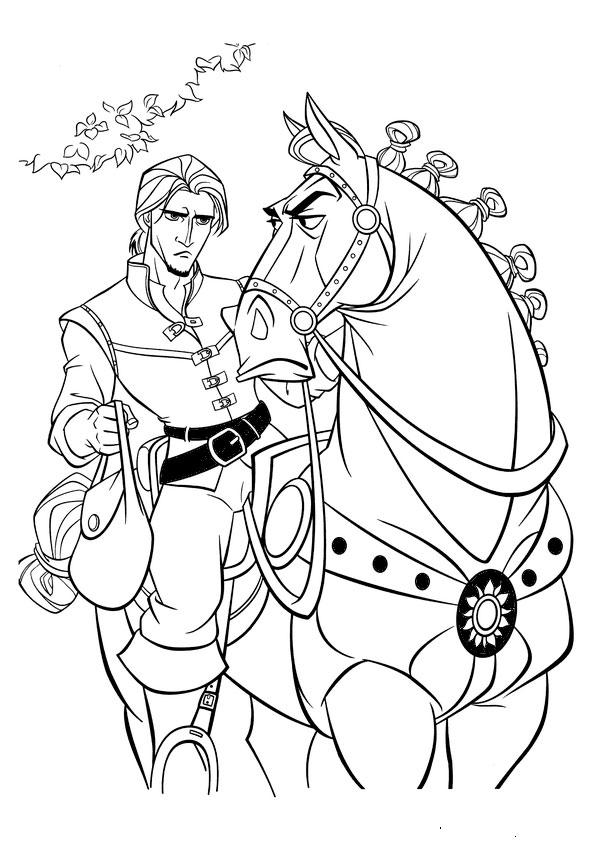 Flynn Riding Maximus