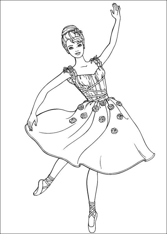 Barbie Dancing