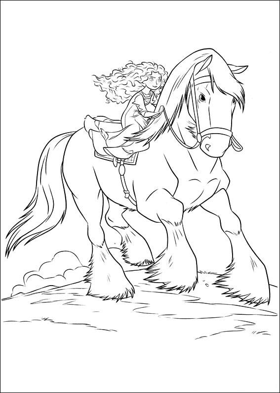 Merida Riding Angus