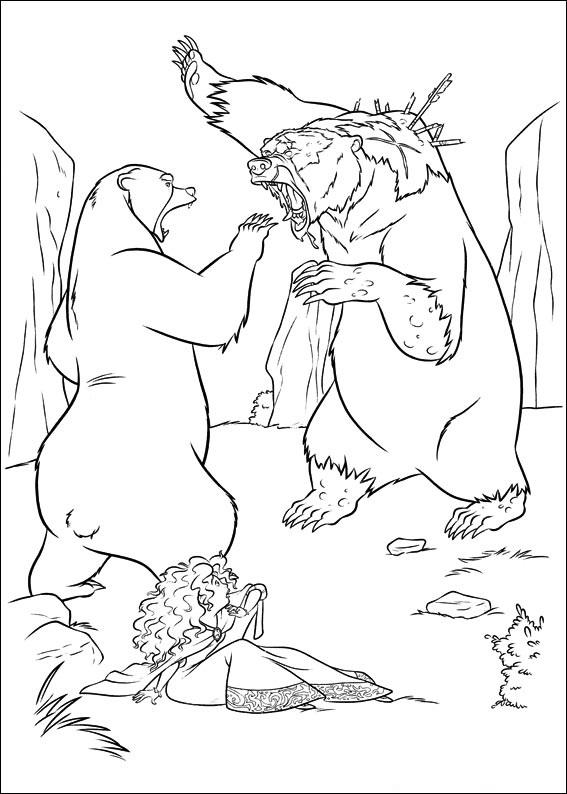 Elinor Bear Vs Mor'du