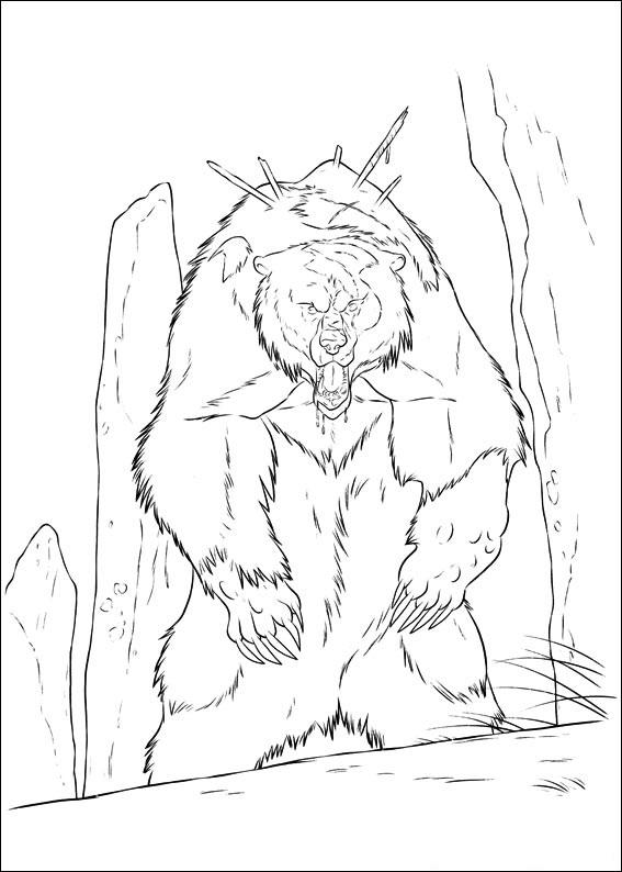 Mor'du Bear