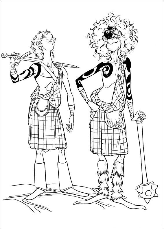 Ryan And Lord Macintosh