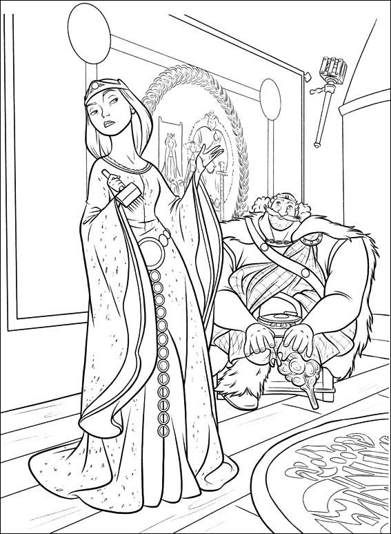 Elinor And King Fergus