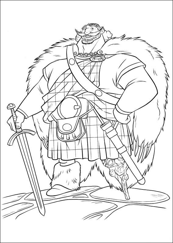 Happy King Fergus