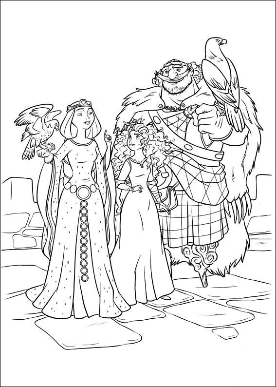 Merida's Family