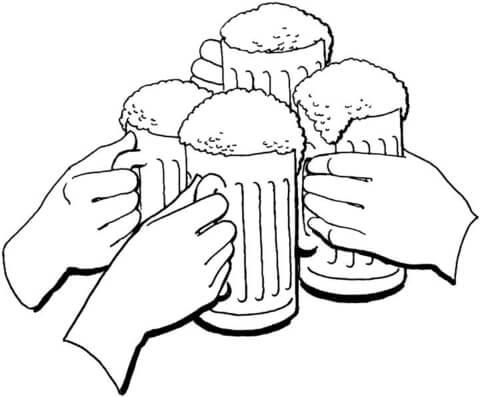 Cheers To Oktoberfest
