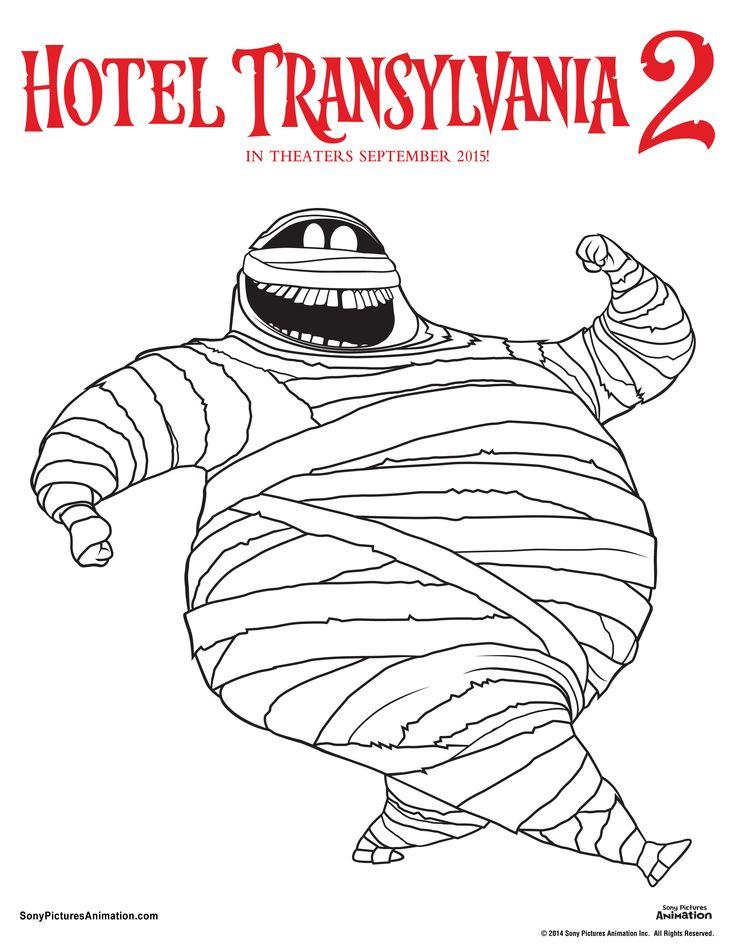 Murray The Big Fat Mummy