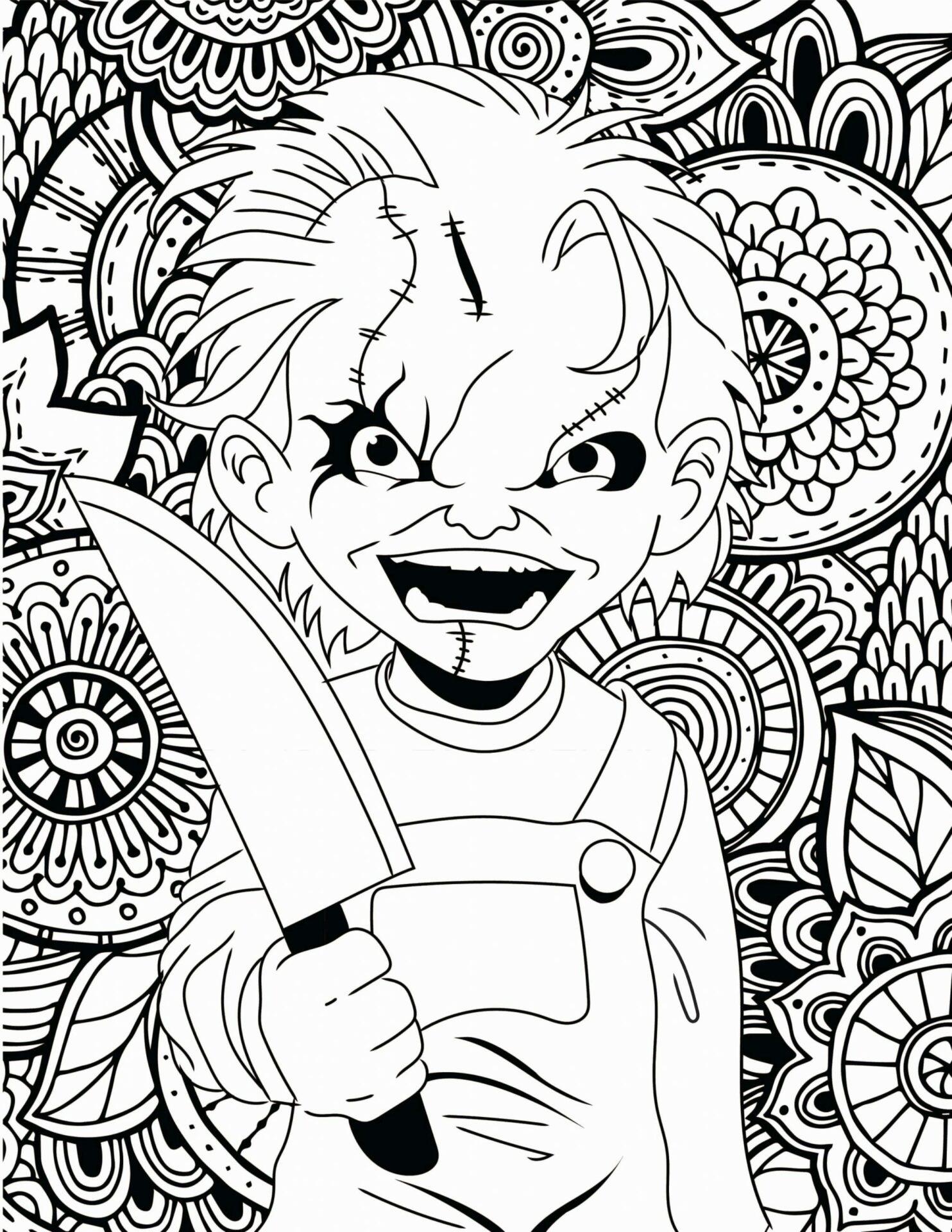 Evil Chucky