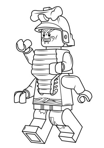 Lego Lord Garmadon