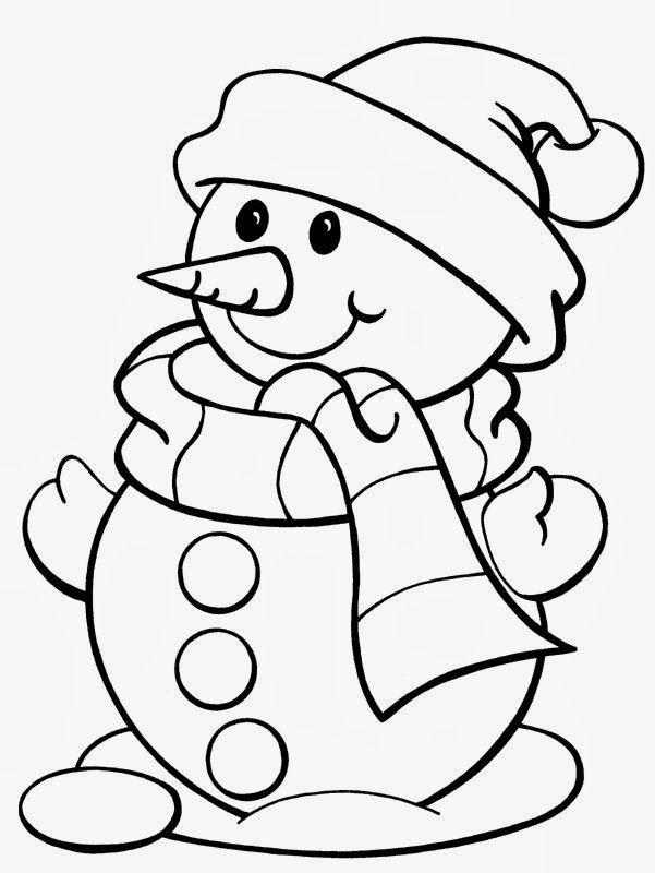 Warming Snowman