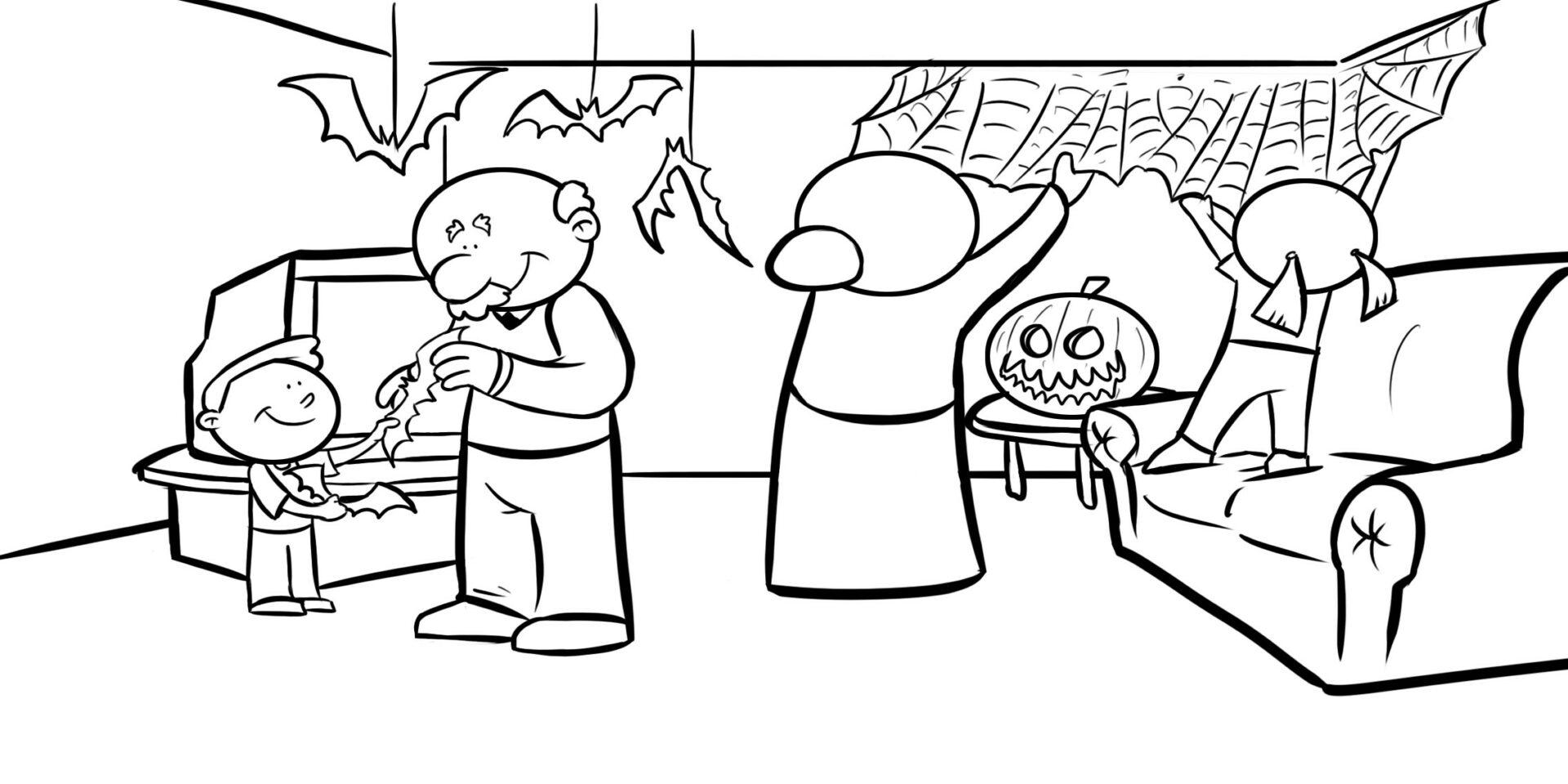 Prepare For Halloween