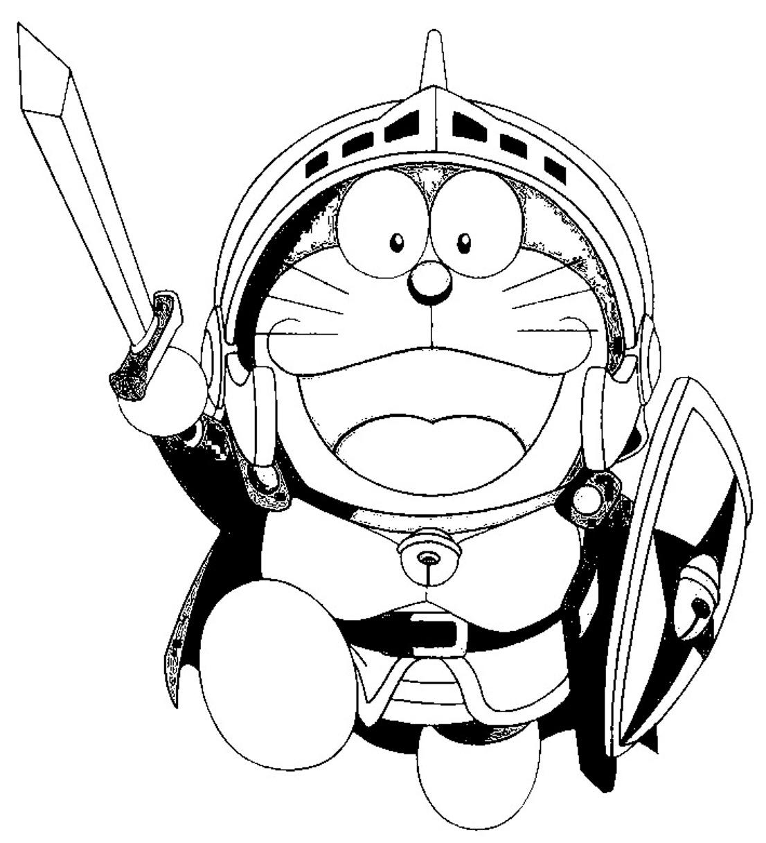 Doraemon The Warrior