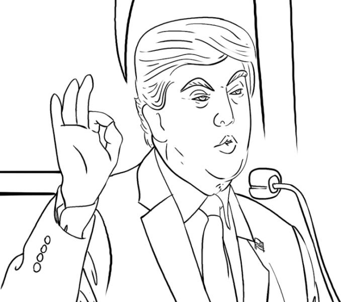 Donald Trump Says Ok