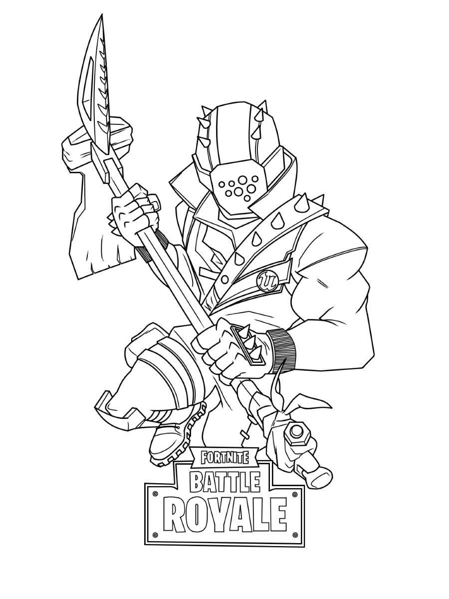Rust Lord Fortnite