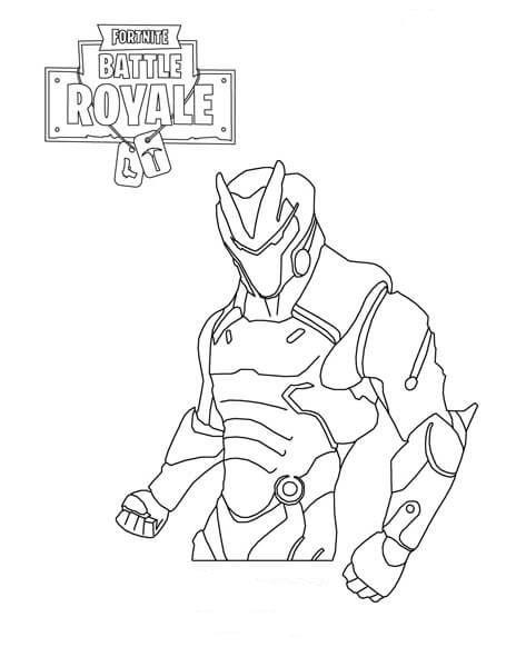 Omega Fortnite
