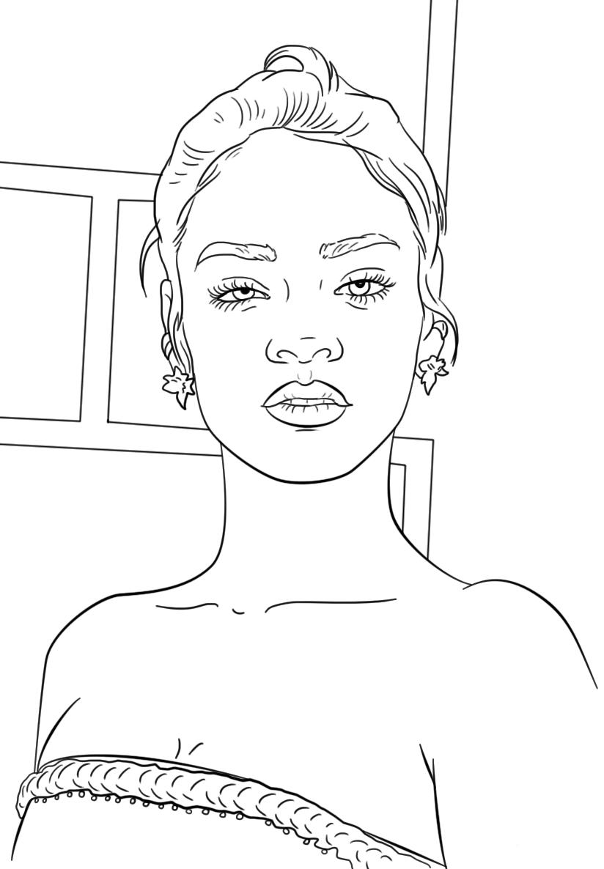Cool Rihanna