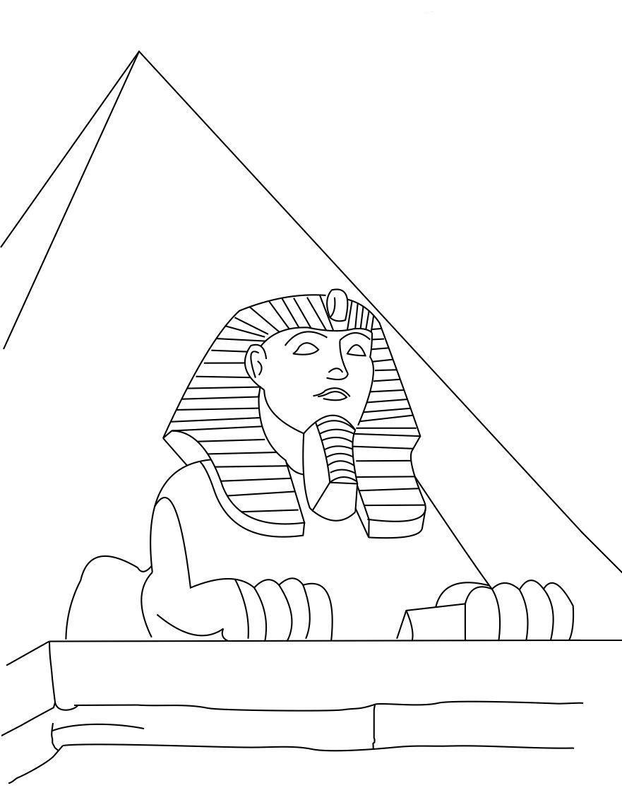 Sphinx Of Egypt