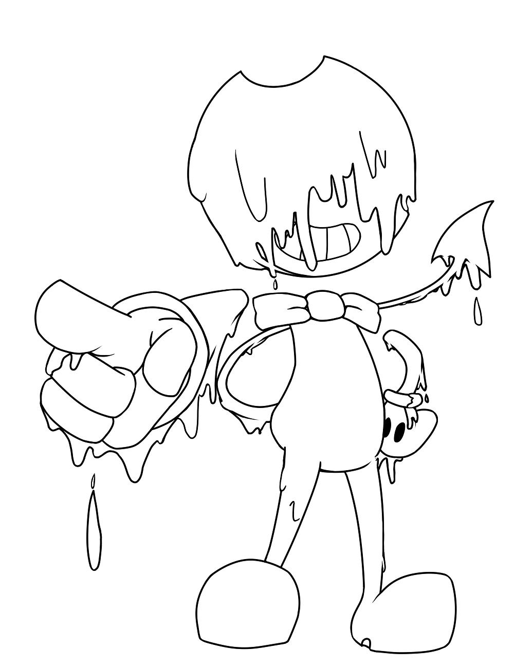 Bendy Melting