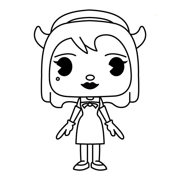 Chibi Alice Angel