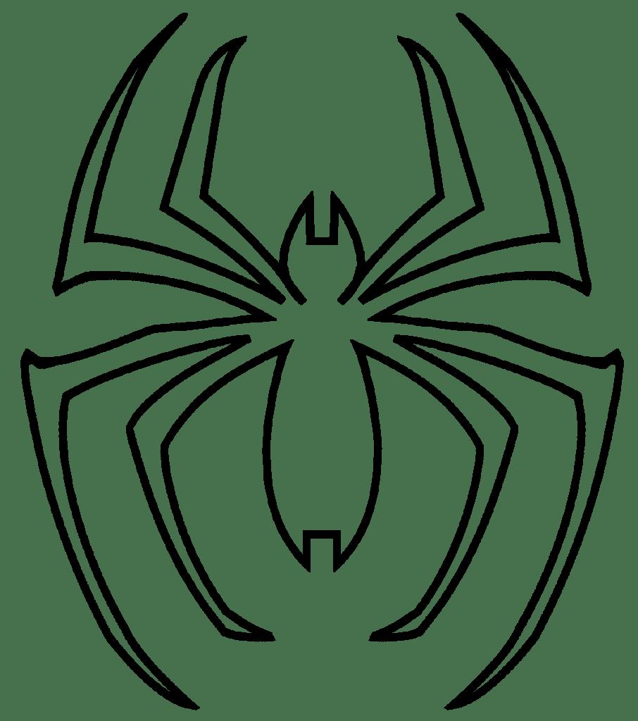 Symbol Of Spiderman