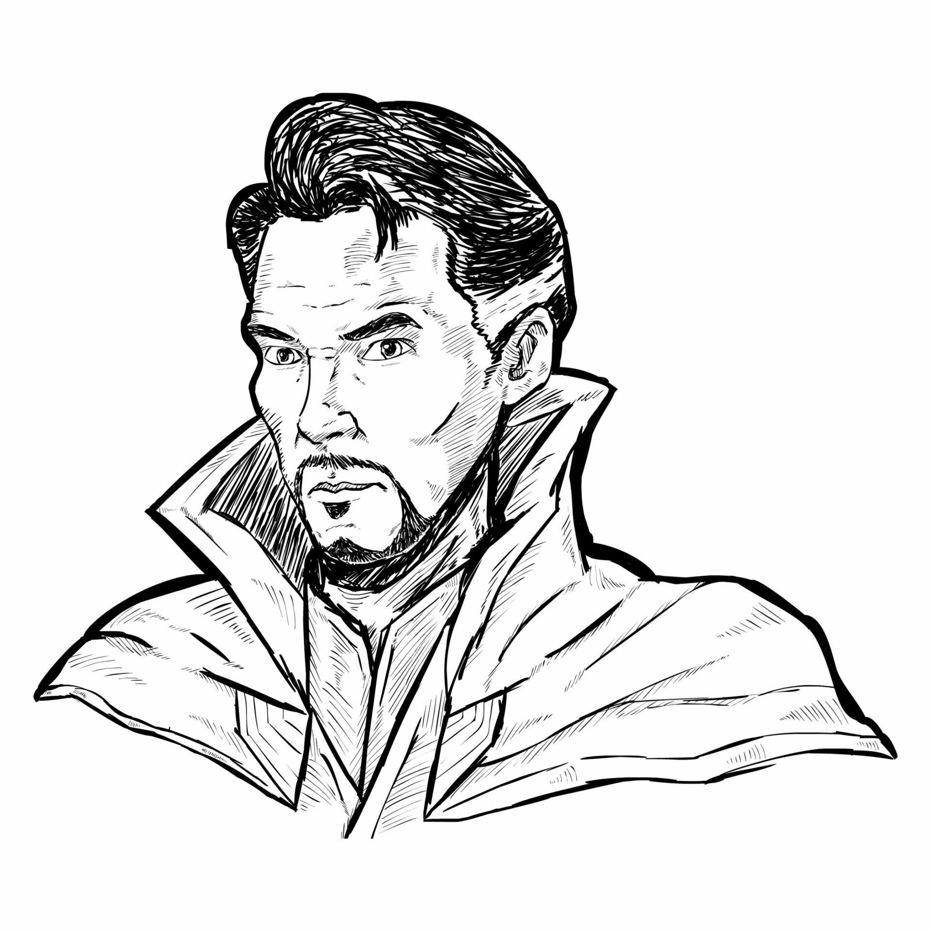 Awesome Doctor Strange