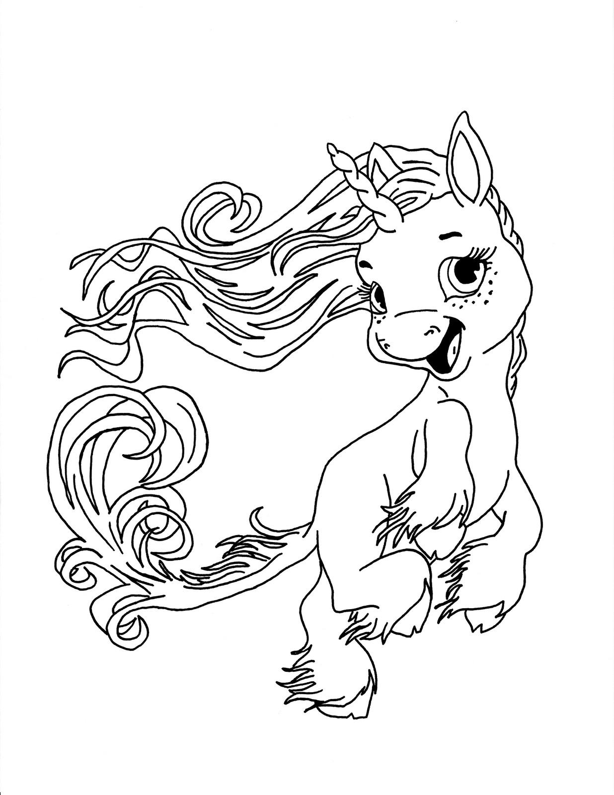 Magical Baby Unicorn