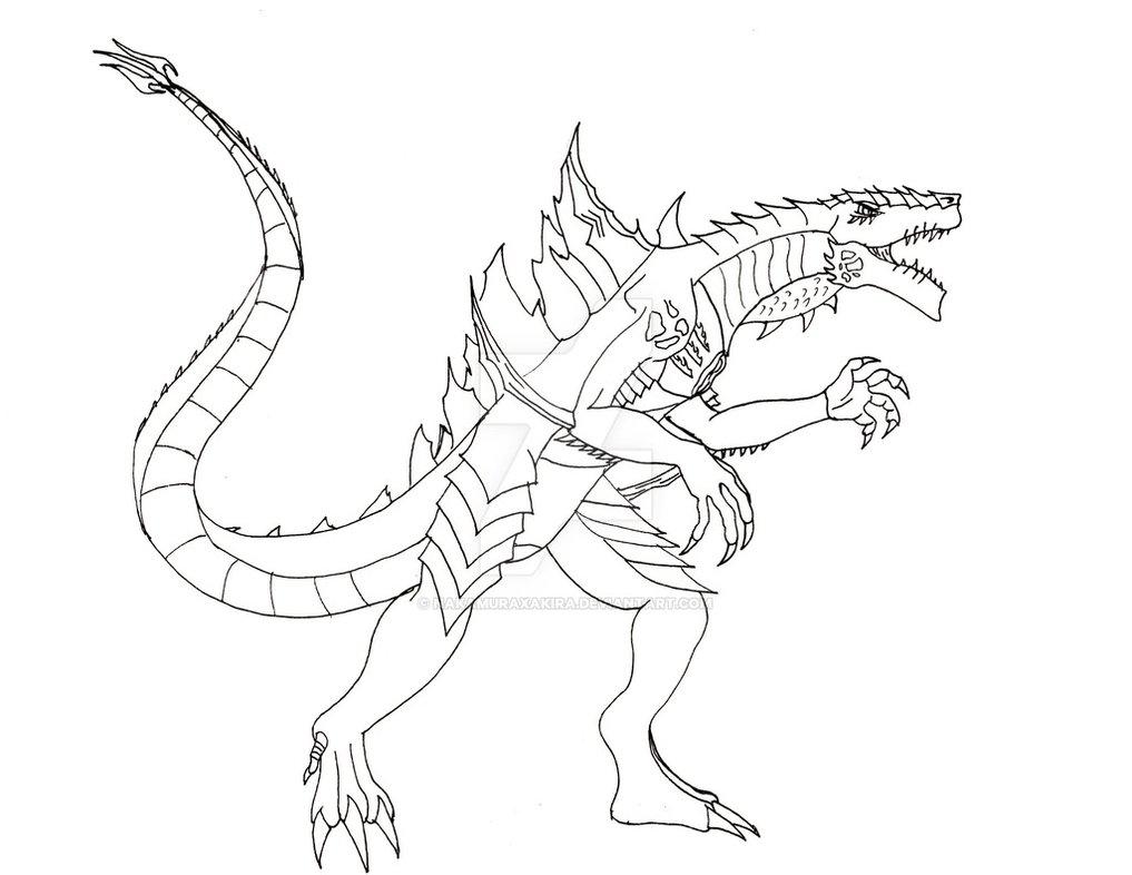 Awesome Godzilla