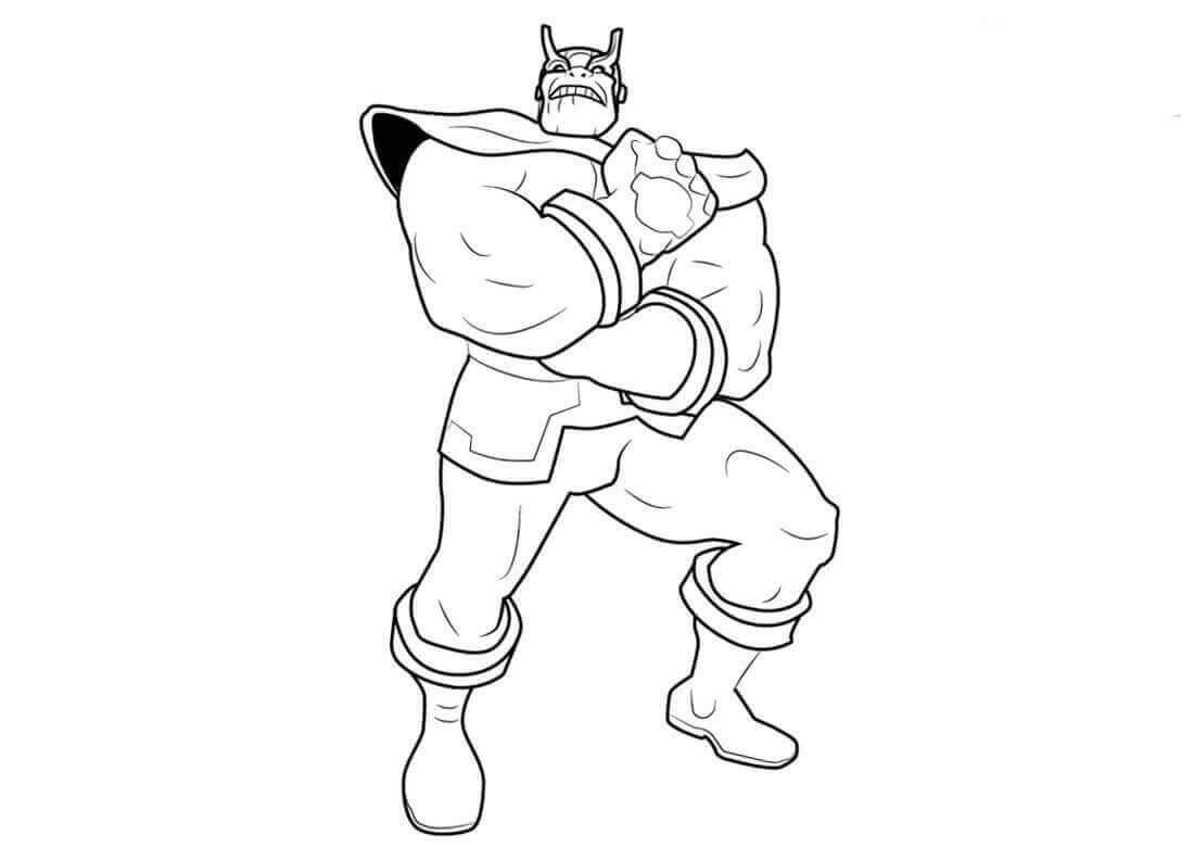 Thanos Dancing