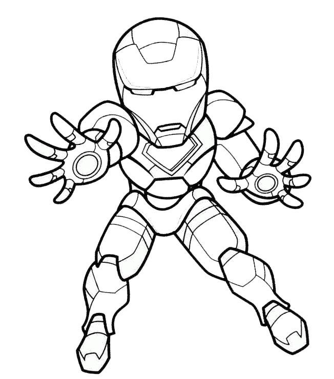 Small Iron Man