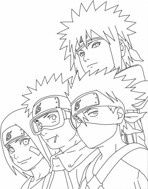Team 7 Of Minato